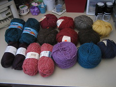 July Charity Stash - Stashalong