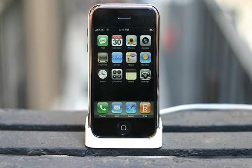 iphone closeup