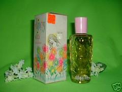 Vintage Skinny Dip Perfume (twitchery) Tags: vintage perfume 70s colonge vintageads vintagebeauty