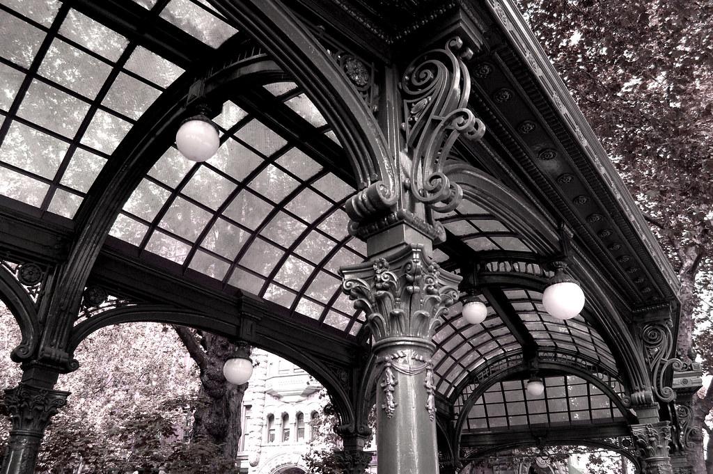Seattle - Pioneer Square Pergola