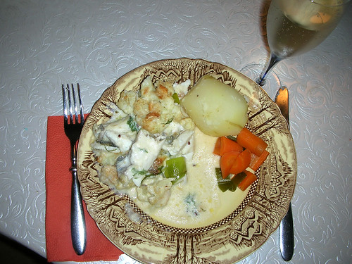 Zander fish delight #1