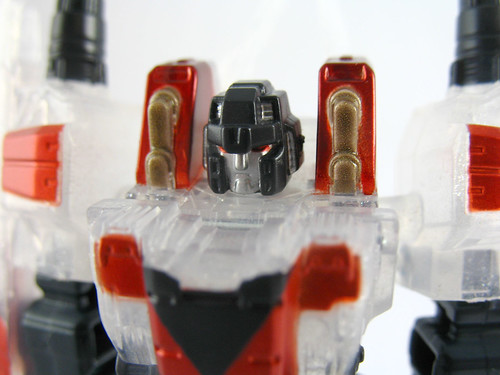 Galaxy Force EZ Starscream (Telemag Exclusive)
