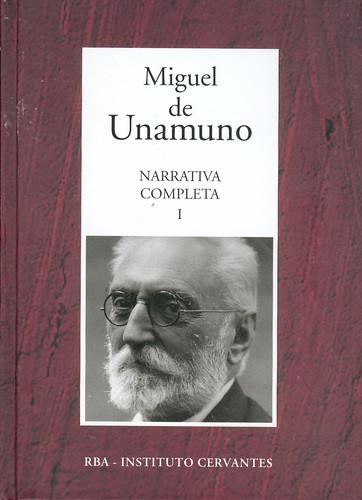 Miguel de Unamuno, Obras completas by Liblit.