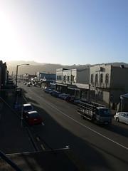 Jackson street my old view