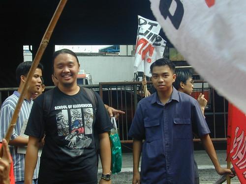 Alex & Mong, mga kolumnista ng Tinig.com