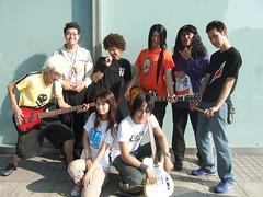 BECK -Mongolian Chop Squad- (hobby_blog) Tags: cosplay beck コスプレ コミケ mongolianchopsquad コミックマーケット 20070819 となりでコスプレ博2007夏 ベック モンゴリアン・チョップ・スクワッド