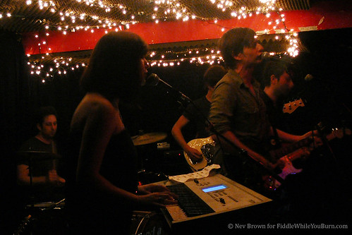 08.24 Action Painters @ Cake Shop (2)