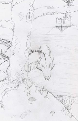 dragon A