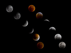 Eclipse montage (NavindaK) Tags: red moon canon eclipse searchthebest full montage series astronomy top20moonshots eos350d lunar partial alignment 100300mm supershot focuslegacy theunforgettablepicture tatality explore80on290807