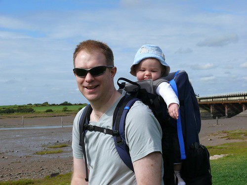 Nathan and Dom @ Ravenglass