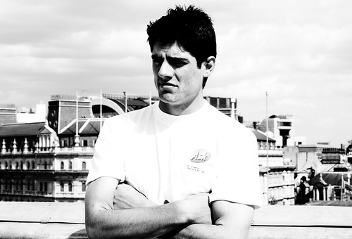 alastair cook cricketer. Alastair Cook - Photo shooting