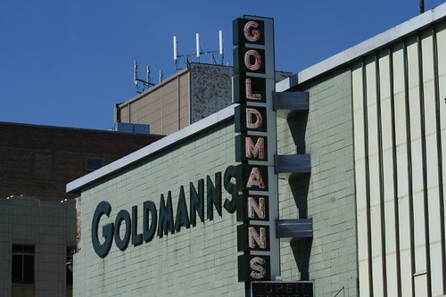 Goldmann's Last Day