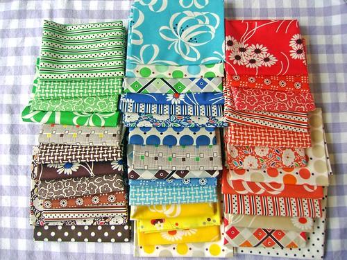 Katie Jump Rope Fabrics