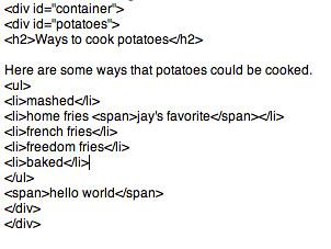 CSS Syntax Quiz