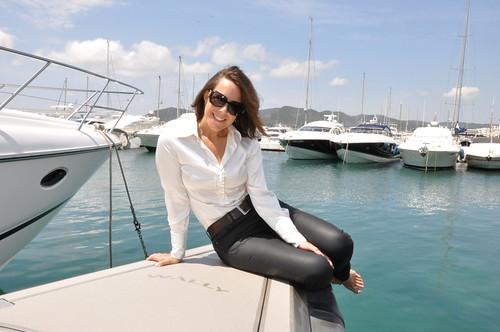 SIX COMMUNICATION, Ibiza events - Alexandra Sixt
