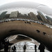Cloud Gate (a.k.a. 'the bean') by Anish Kapoor