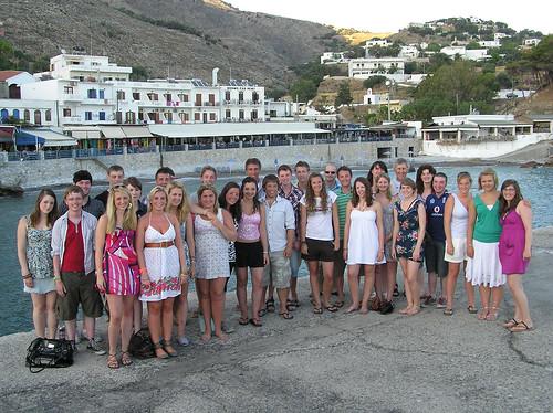 Crete field class 2010