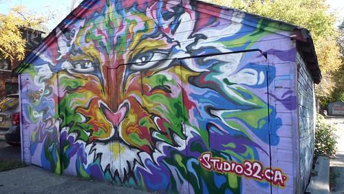 tiger garage