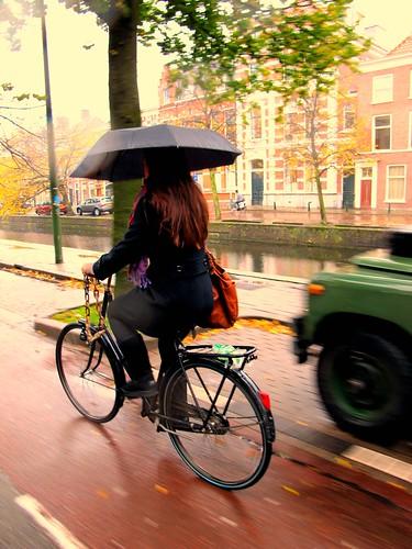 Come Rain come Shine, Always Wheel In Style :)