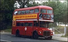 London Transport RM1033 33 CLT