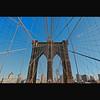 Brooklyn Bridge (whc7294) Tags: nyc usa newyork brooklyn dumbo brooklynbridge eastriver hdr ニューヨーク photomatix ブルックリン イーストリバー superhearts ブルックリンブリッジ platinumheartaward nikond300 ダンボ 1424mmf28