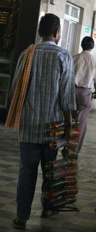 Majestic Bus Stand Bangle Seller