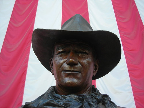 John Wayne, the Duke!