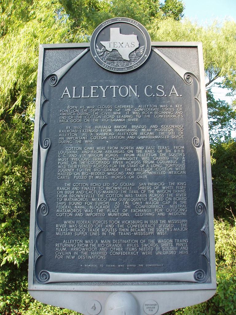 Alleyton, C.S.A.