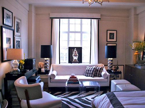 new york apartment he designed which is shown below i love the clean