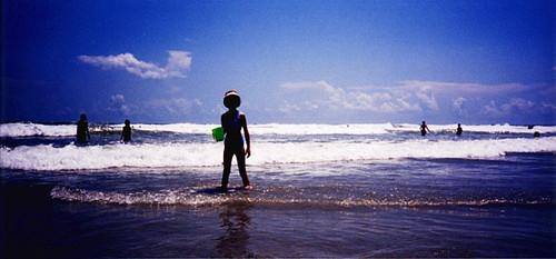 Jade Catching Waves