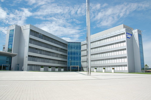 SAP Building 21 by vladislav.bezrukov.