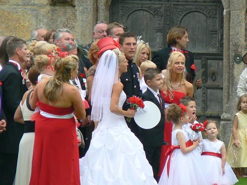 939768493 ec050187f1 Baú de ideias: Casamento vermelho e branco