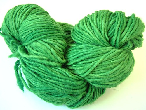 Malabrigo- Sapphire Green