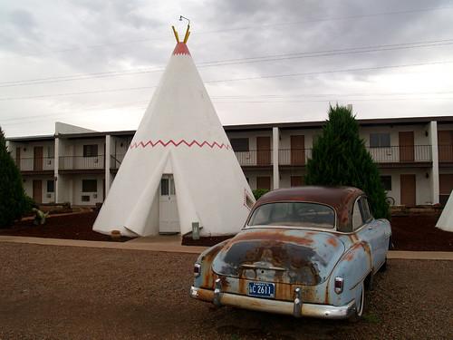 The Wigwam Motel