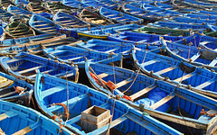 Essaouira (rasiel) Tags: desktop blue wallpaper boats widescreen patterns textures morocco backgrounds essaouira repitition 1920x1200 1900x1200 cotcbestof2006 2560x1600wallpaper