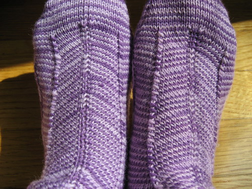 Jaywalkers in LL Amethyst Stripe