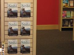 sasha book