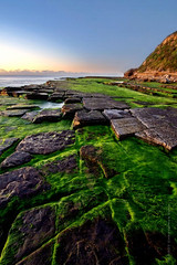 Turimetta Rock Platform (#236) (Christopher Chan) Tags: sea water sunrise canon sydney australia nsw newsouthwales 1022mm dri northernbeaches i500 turimetta