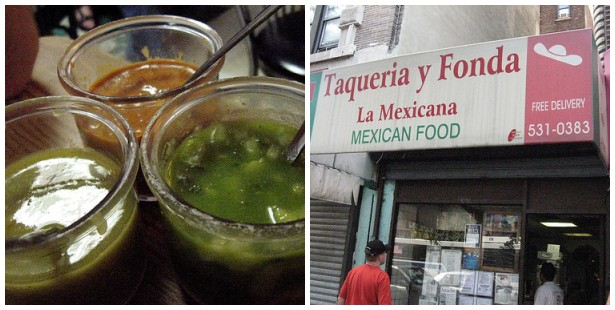 Taqueria y Fonda, Morningside Heights, NYC