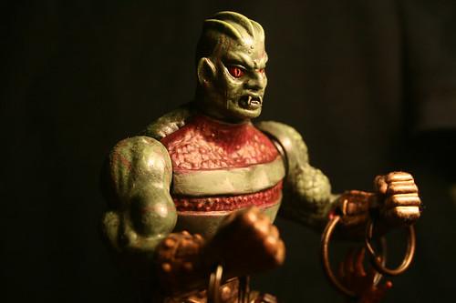 He-Man customs/alterations