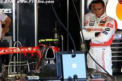 GP Italia - Hamilton