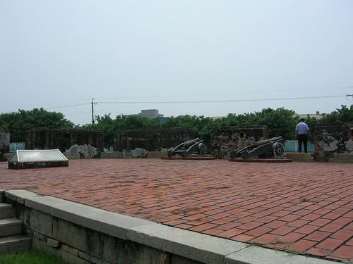 台南遊-炮台