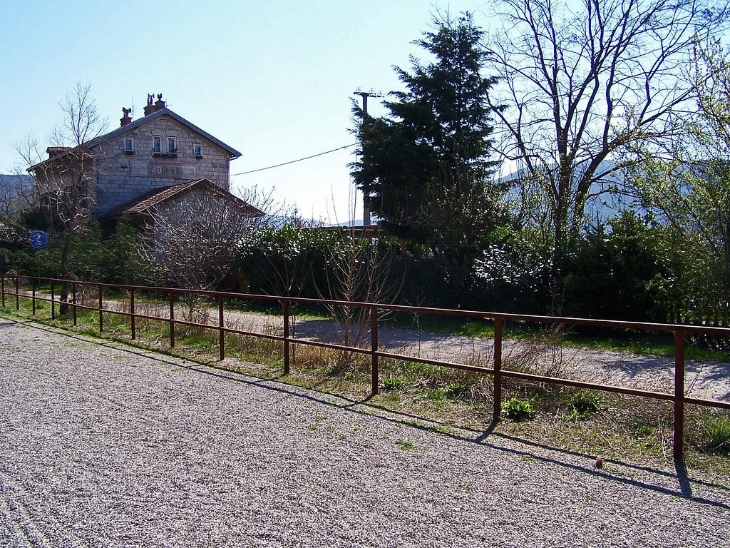 Vecchia stazione di Sant'Antonio - Moccò