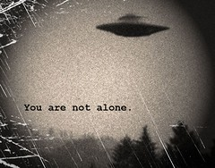 You Are Not Alone (kenneth_rougeau) Tags: original fiction white black art collage digital photomanipulation photoshop altered photography flying photo artwork alone you object space alien surreal science ufo aliens retro fantasy believe scifi prints sciencefiction etsy flyingsaucer visitors kenneth saucer unidentified synchronicity 313 unidentifiedflyingobject youarenotalone rougeau kennethrougeau synchronicity313