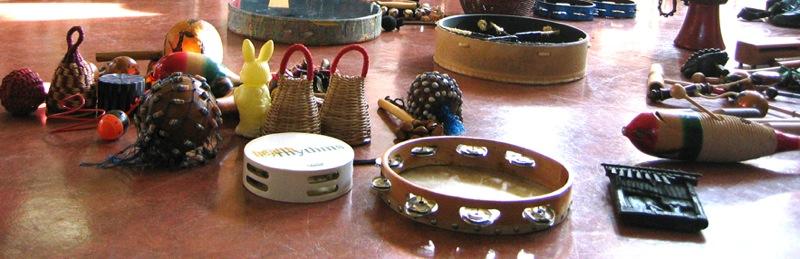 Percussion Toys 2