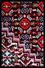 Sanandaj handmade carpet (kavan.) Tags: abstract canon handicraft carpet colorful iran handmade rug rugs carpets ایران kurdistan sanandaj فرش قالی 400d سنندج کردستان sanandajrug iranrug