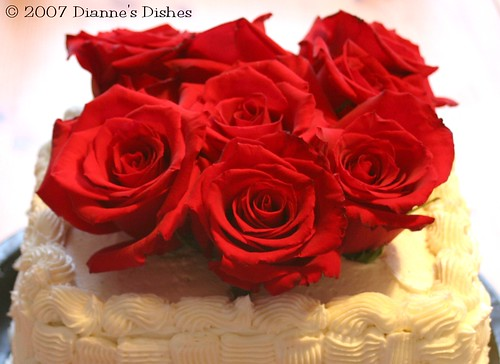 Katherine's Birthday Cake