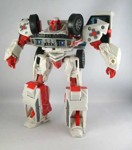 Transformers Rescue Ratchet