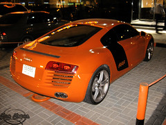 R8 (7 ) Tags: car uae rrr audi r8 ajman