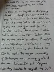 Abiturklausur Englisch (von 1997)